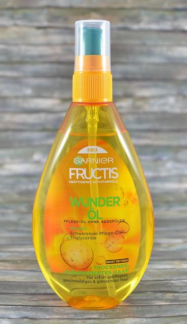 Garnier Fructis Wunder Öl
