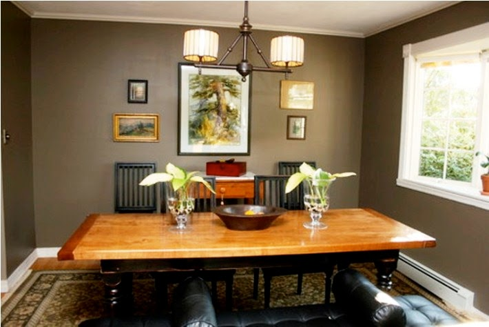Simple Dining Room Color Ideas: Wall Painting Ideas Dining Room