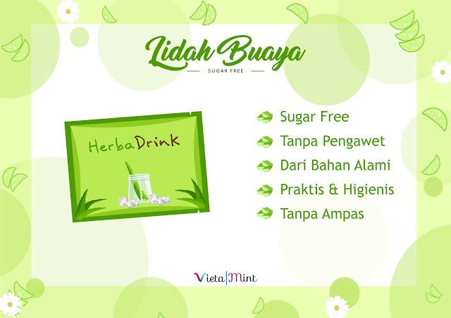 resep es lidah buaya minuman segar dan sehat