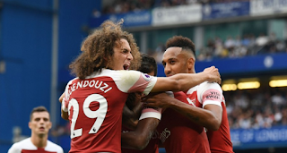 Arsenal vs West Ham United Live Streaming online Today 25.08.2018 Premier League