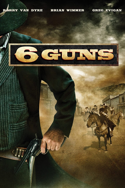 6 Guns 6 ปืนแค้น เพลิงสังหาร