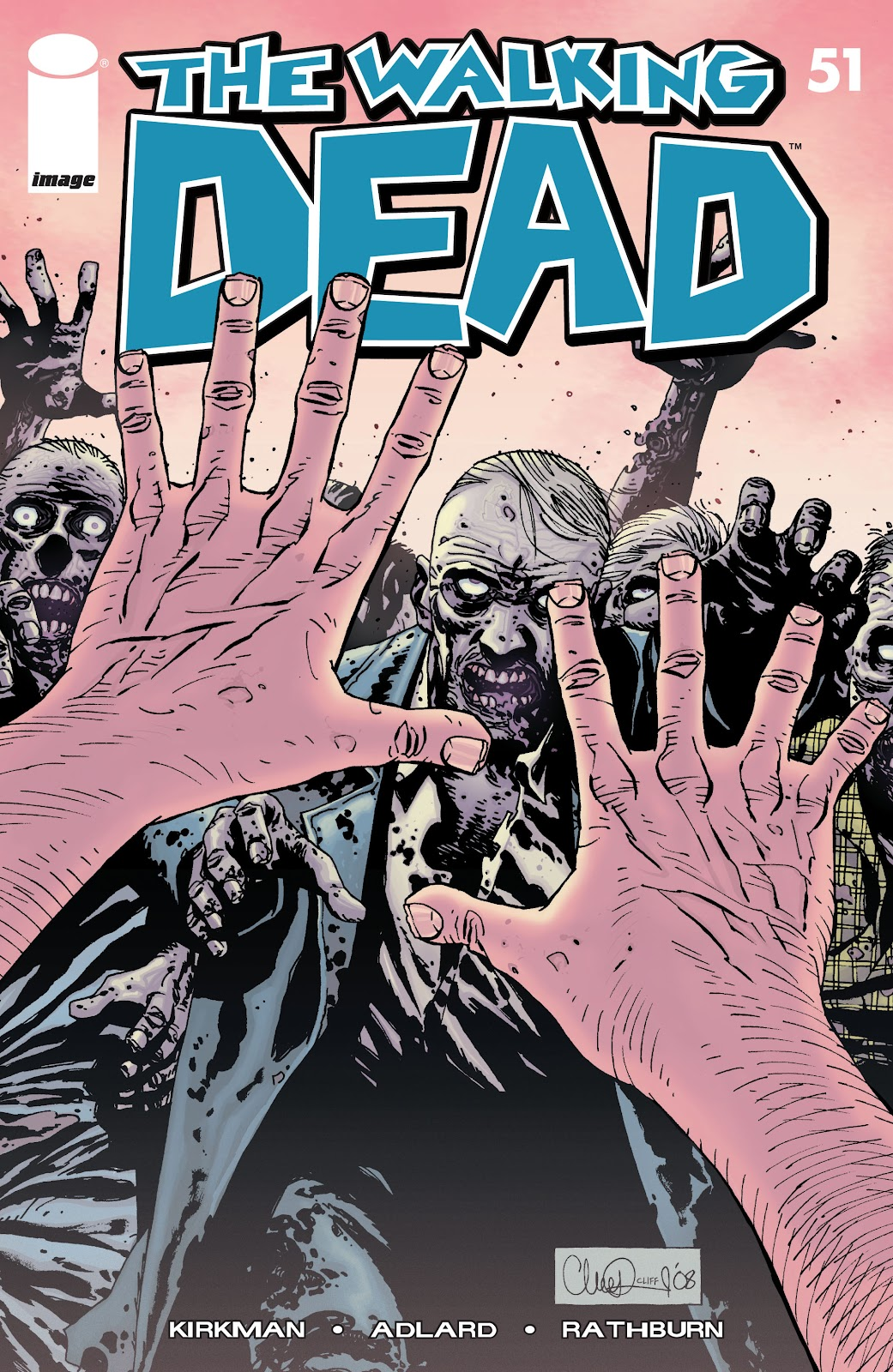 The Walking Dead issue 51 - Page 1
