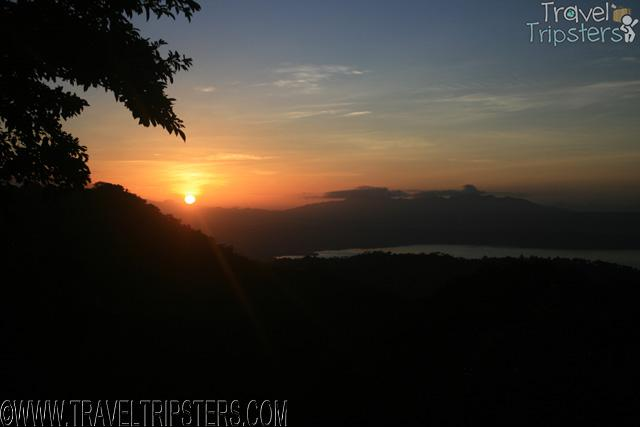 chilline tagaytay sunrise