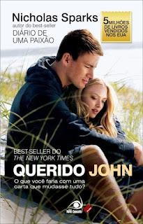 RESENHA: Querido John - Nicholas Sparks