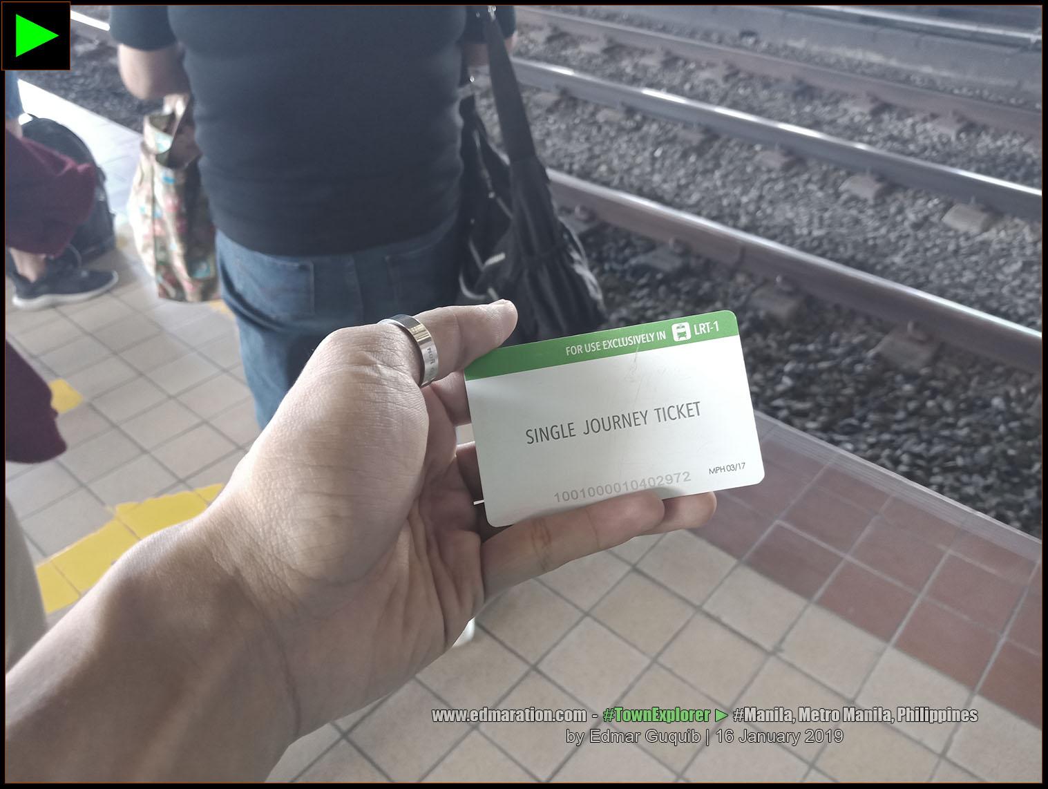 DOROTEO JOSE LRT STATION, MANILA