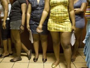 what prostitutes wear