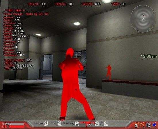 Soldier Of Fortune 2 Cheats Scripts