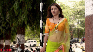 Beautiful TV Show Actress in Saree Stunning Starlets ~ .xyz Exclusive Celebrity Pics 002