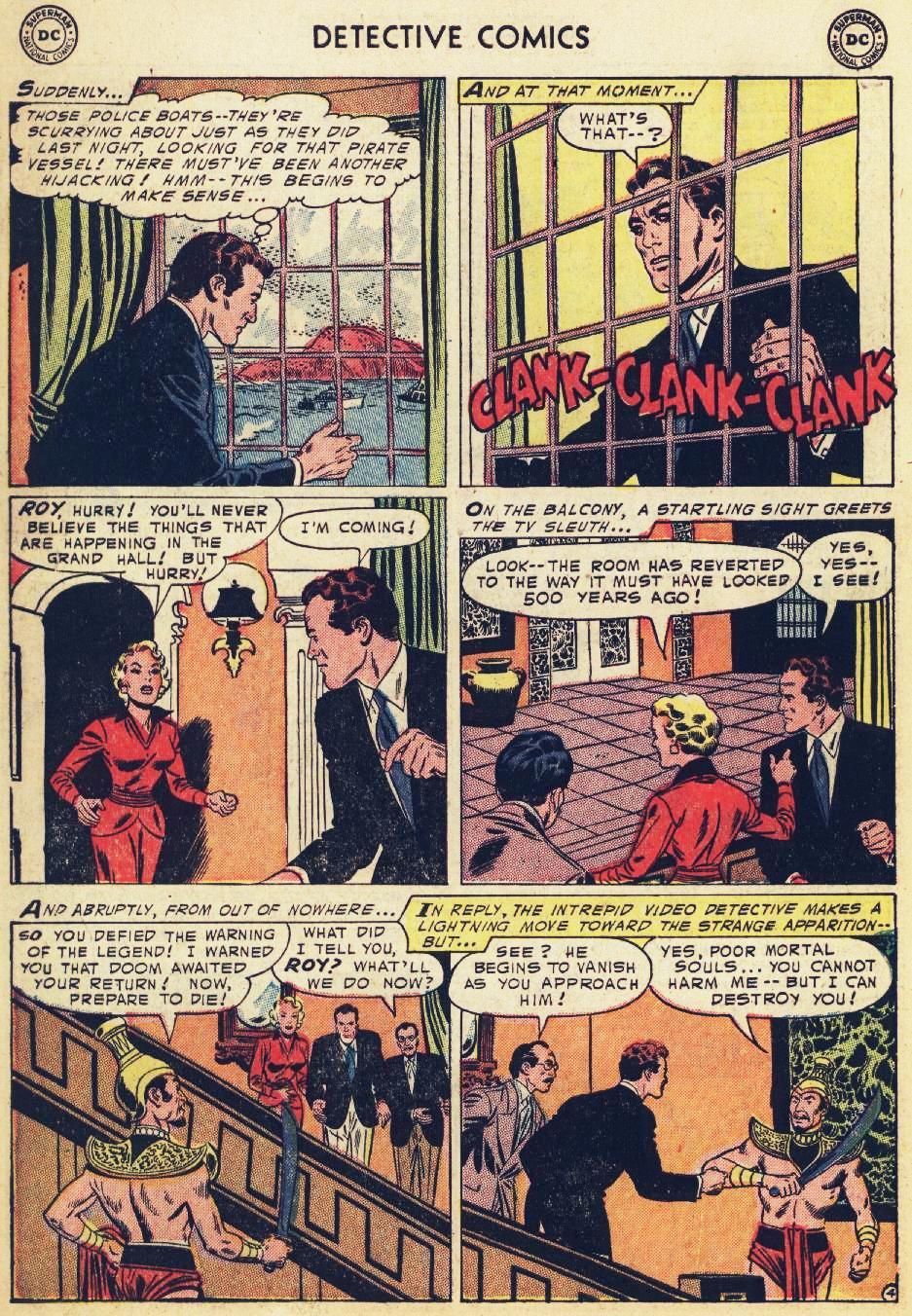 Read online Detective Comics (1937) comic -  Issue #215 - 30