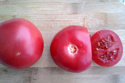 Pomidory Lima Malinowe