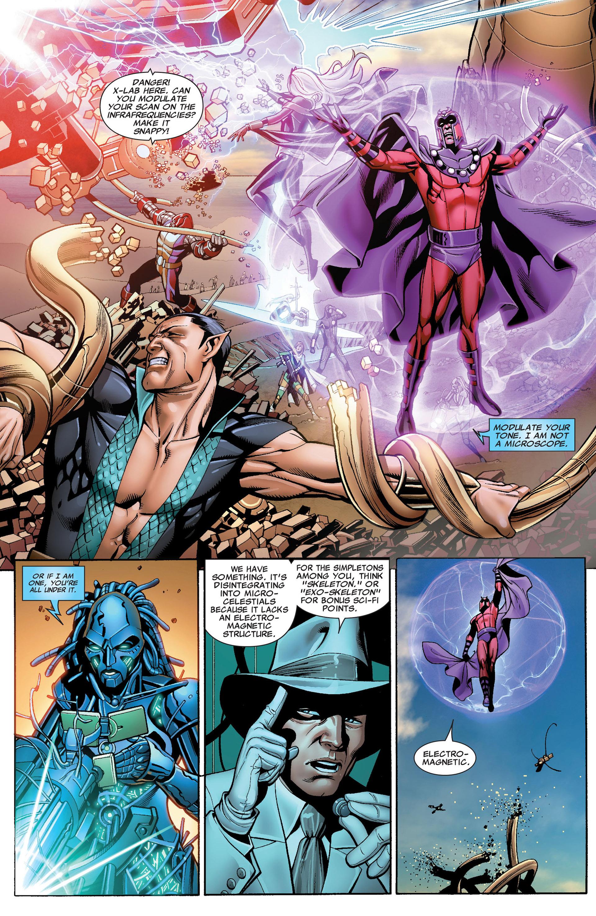 Read online Uncanny X-Men (2012) comic -  Issue #1 - 25