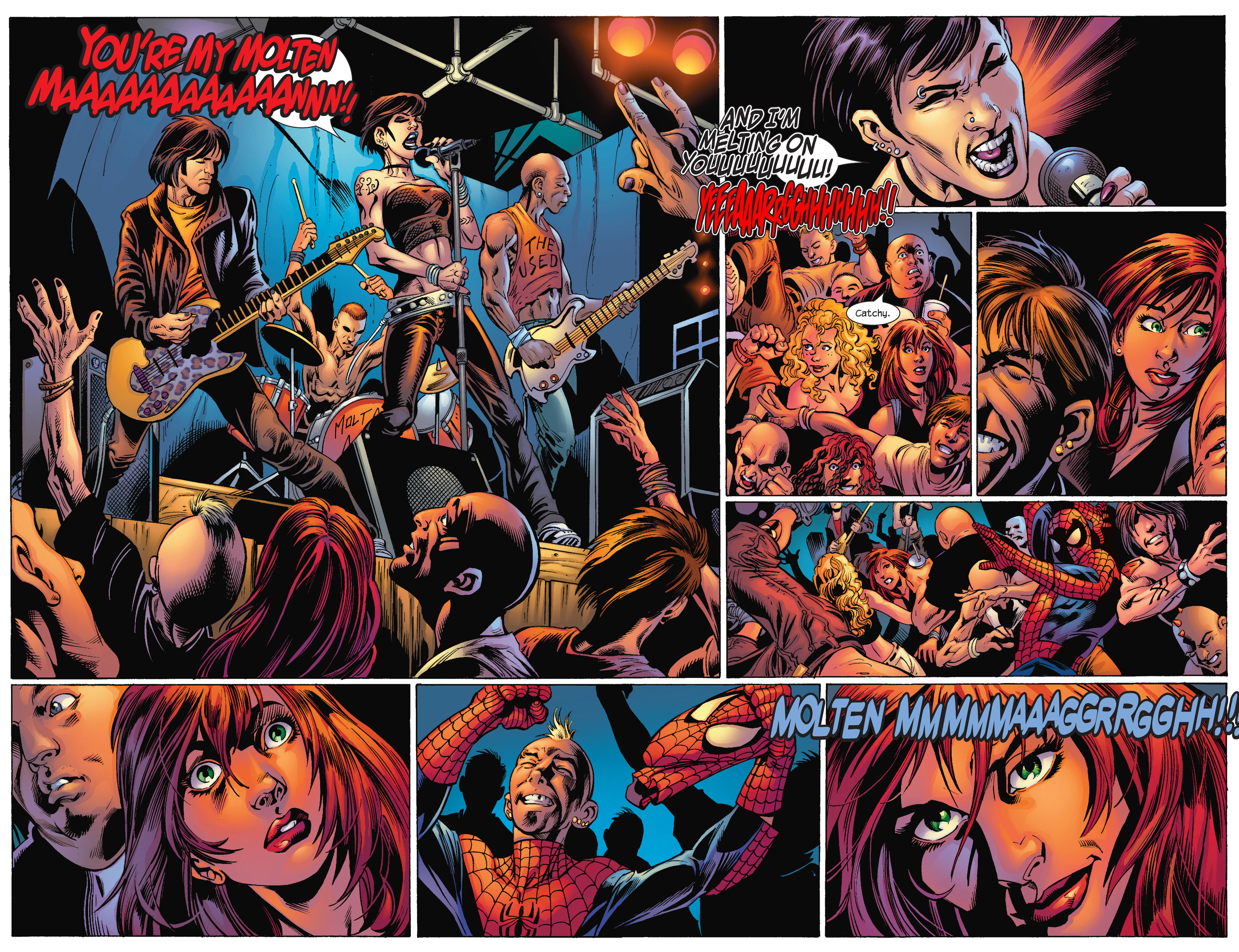 Read online Ultimate Spider-Man (2000) comic -  Issue #78 - 12