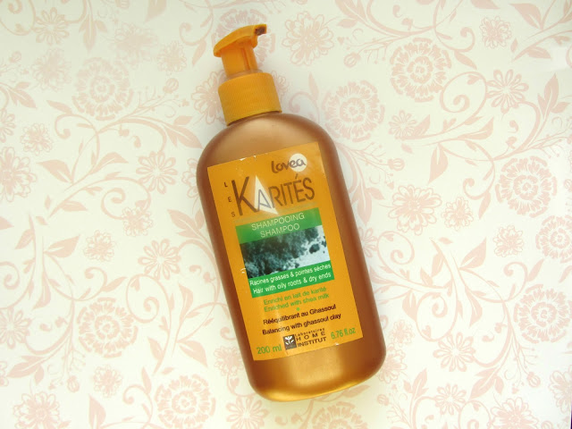 Lovea Les Karites Shampoo For Oily roots & Dry Ends