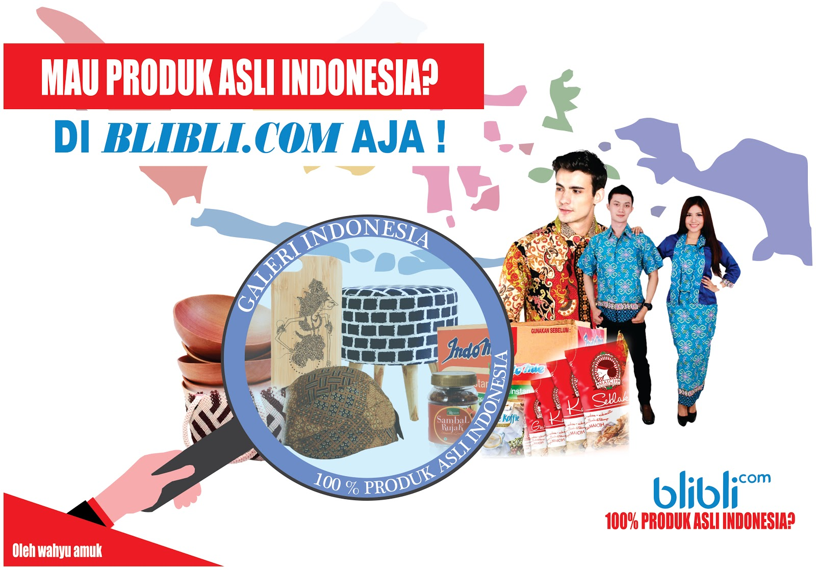 Blibli Com Wujud Cinta Produk Asli Indonesia
