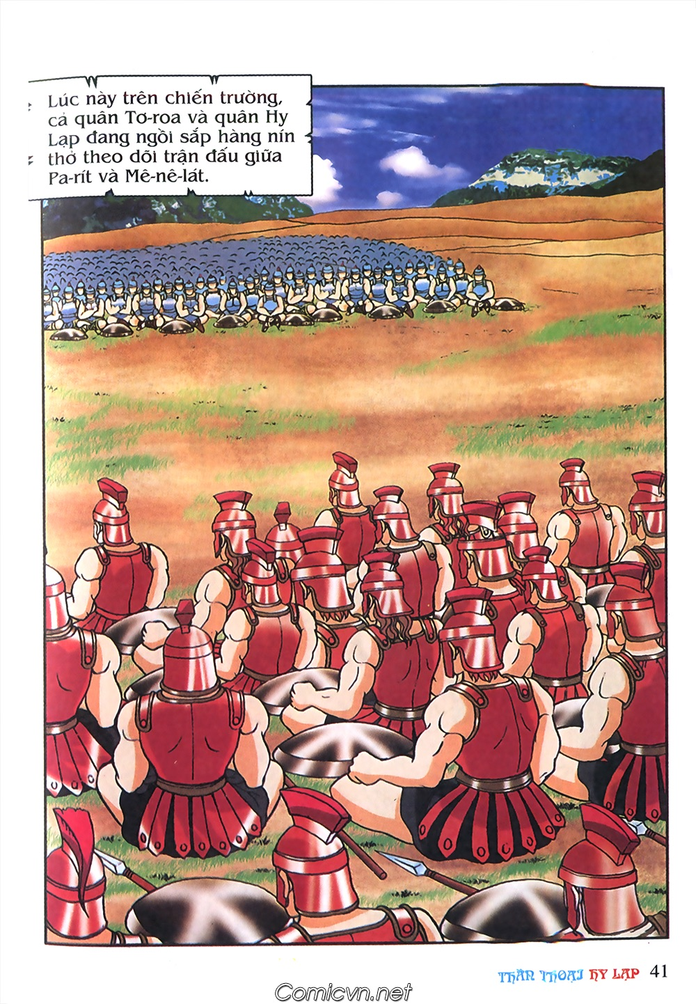 Thần Thoại Hy Lạp Màu - Chapter 57: Cuộc chiến định mệnh - Pic 38