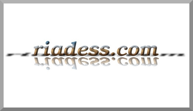 my new domain name - riadess.com