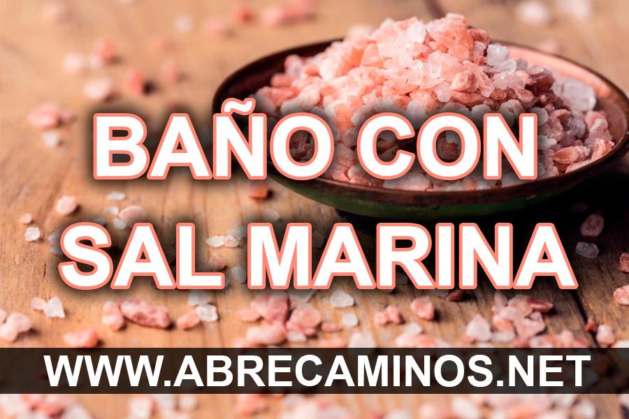 Baños de Sal Marina: Beneficios y cómo hacerlos