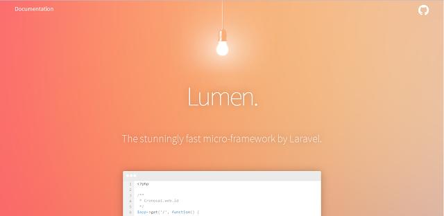 php,framework,micro framework,lumen framework,lumen micro framework,php5,php7
