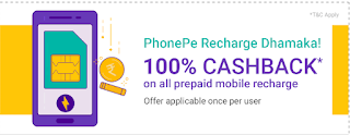 Phonepe Wallet Offers