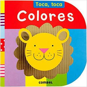 cuento infantil canastilla bebé texturas colores toca toca combel