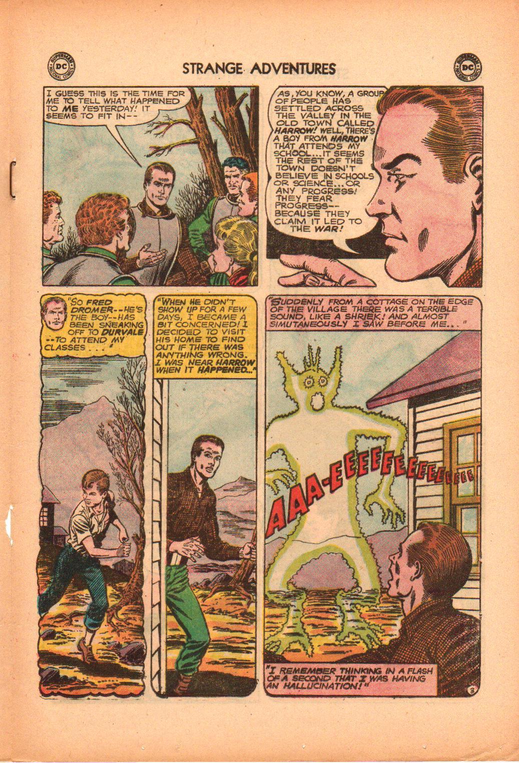 Strange Adventures (1950) issue 156 - Page 17