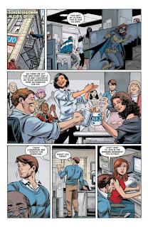 """Preview de """"Batgirl"""" núm 34 de Mairghread Scott y Paul Pelletier."""