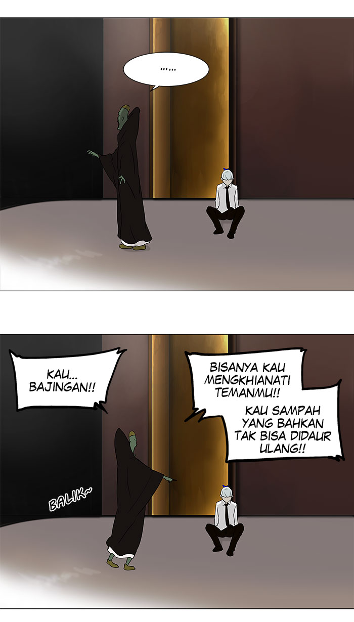 Tower of God Bahasa indonesia Chapter 58