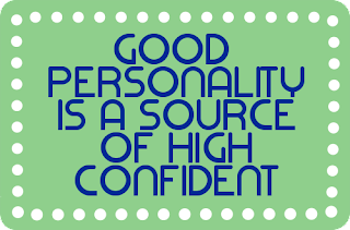 benefits of good personality.
