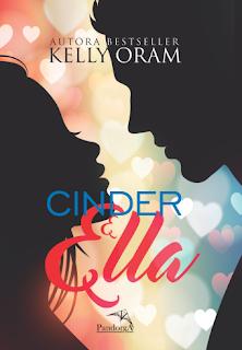[Resenha] Cinder & Ella - Kelly Oram