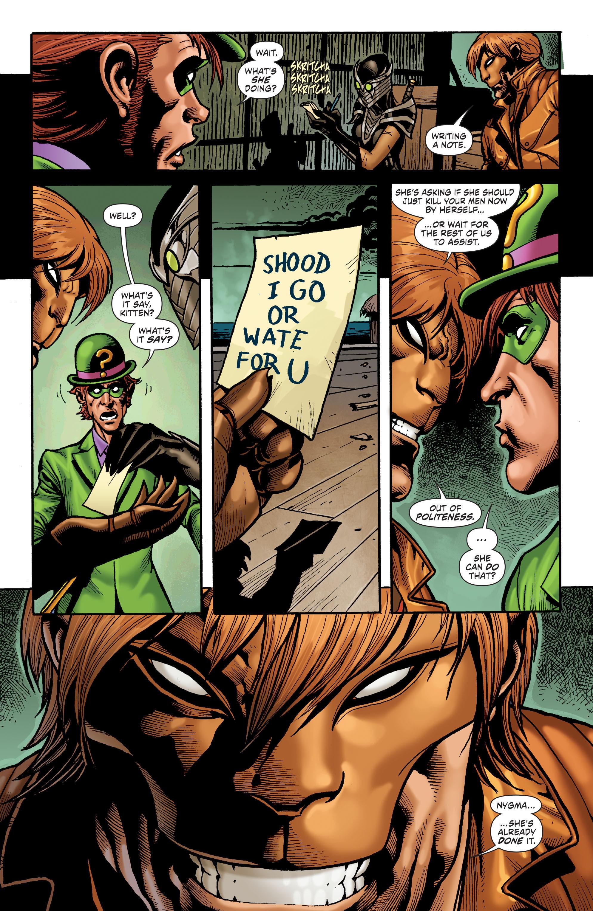Read online Secret Six (2015) comic -  Issue #6 - 6
