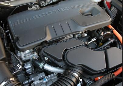 Buick LaCrosse Engine
