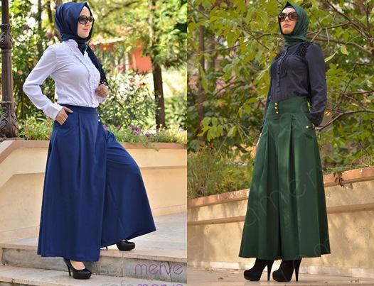 Rengarenk 2013 pantolon etek modelleri