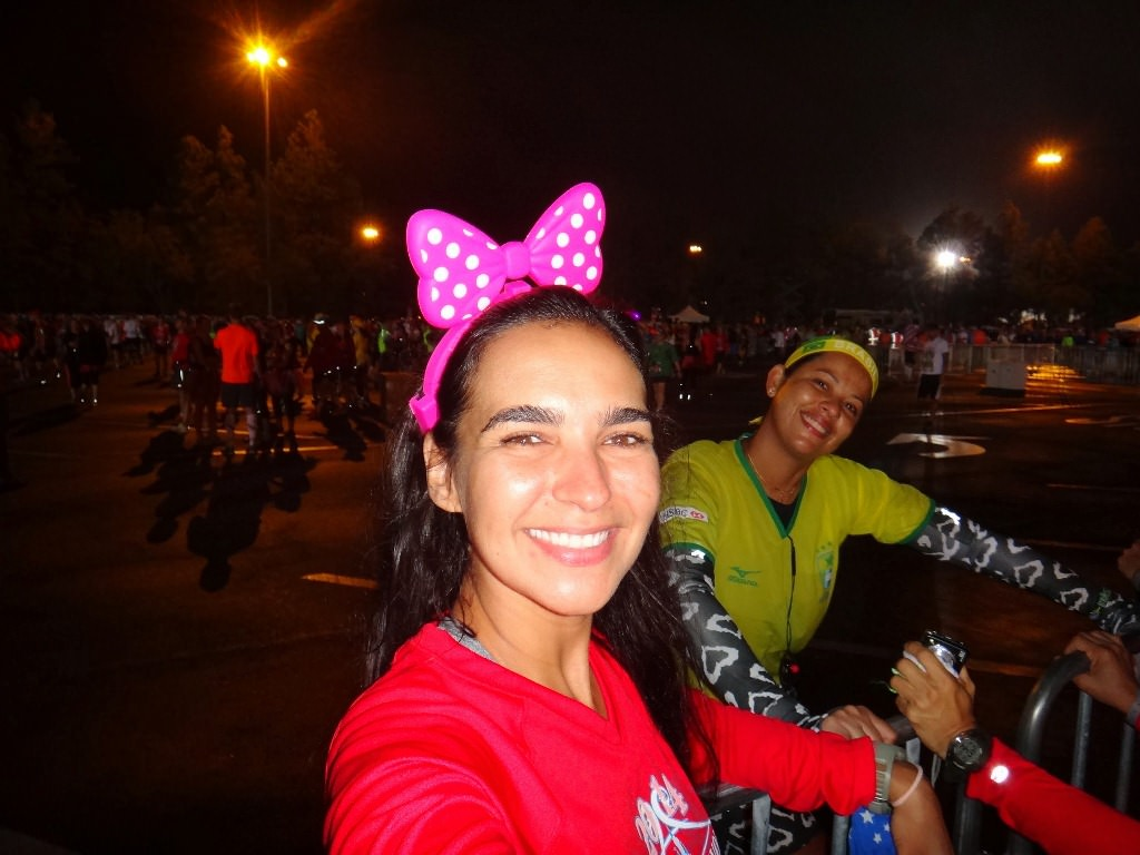 Maratona da Disney Desafio do Dunga