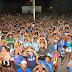 Aldeni e Vandeco arrastam multidão em comício de encerramento, em Santana dos Garrotes