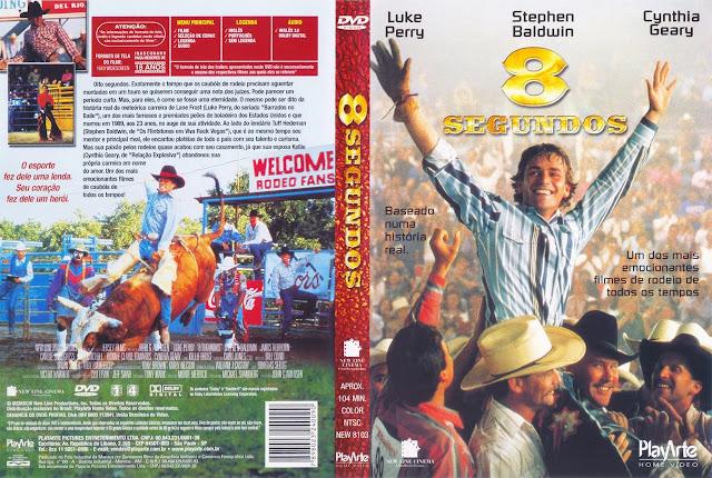 Capa DVD 8 SEGUNDOS