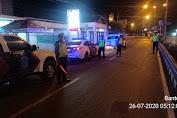 Hendak Balapan Liar, Dua Unit Sepeda Motor di Amankan Polisi