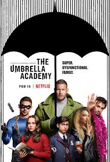 The Umbrella Academy Temporada 1 1080p – 720p Español Latino
