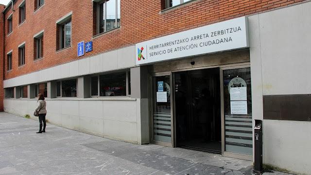 Oficina central de atención al ciudadano