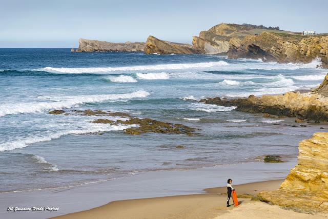 Canallave, playa de surf en las Dunas de Liencres - Cantabria por El Guisante Verde Project
