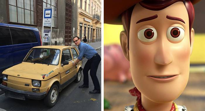 Woody, Toy Story Voice