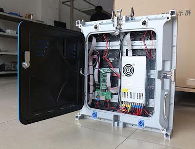 Cung cấp lắp đặt thi công màn hình led p4 tại Bình Phước