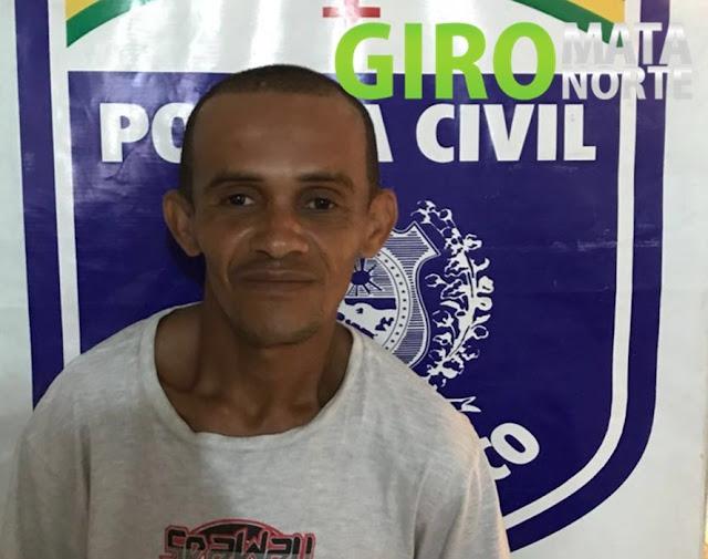 Traficante é preso em Condado