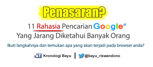 11 Rahasia pencarian google yang jarang diketahui banyak orang. Trik pencarian di google, Google search adalah salah satu produk ternama milik google inc.