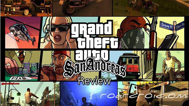 لعبة GTA San Andreas v2.00 مهكرة كاملة للأندرويد (اخر اصدار) logo