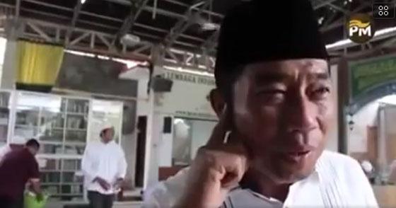 Video: Haji Lulung Janji Iris Kuping dan Hidung Jika Ahok Menangkan Pilgub