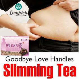 longrich slimming ceai efecte secundare