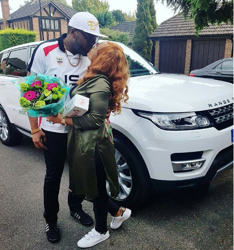 Billionaire E-money gifts wife 30 million naira Ranger Rover