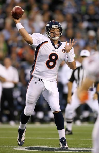 Kyle Orton Broncos The Fantasy Foot...