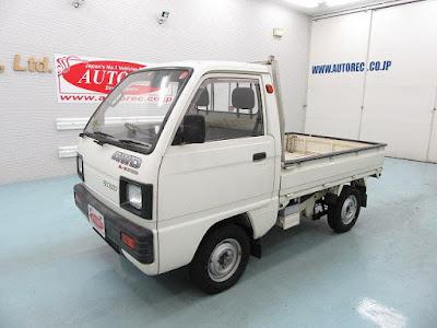 19558A9N8 1987 Suzuki Carry 4WD