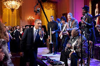 Barack Obama, White House, sequester, Memphis Soul concert